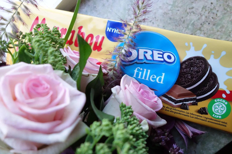 Blommor & choklad!