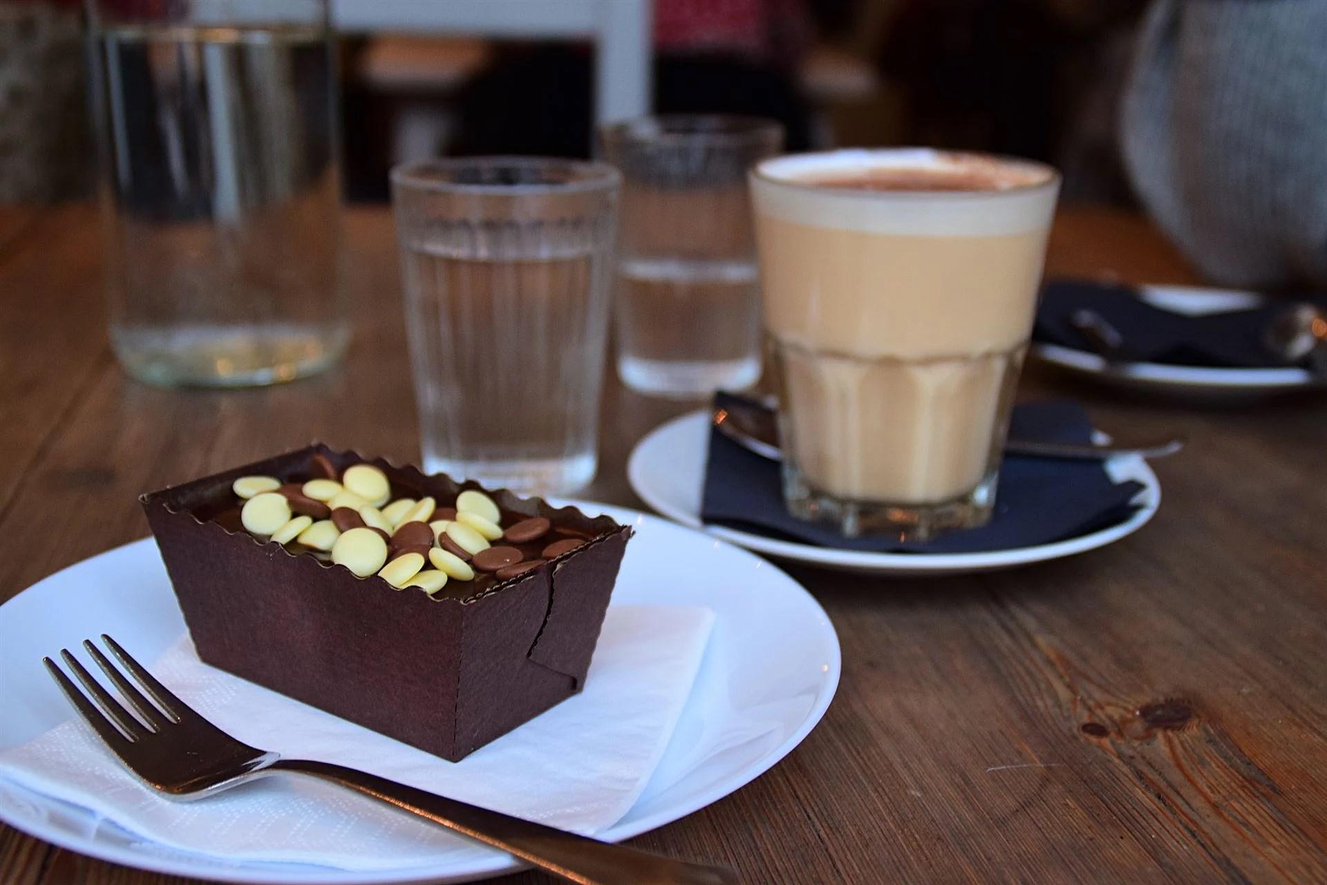 rooibos latte och annat mysigt i Vasa
