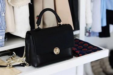 Busnel City Bag Mini Black - Fredrika Persson