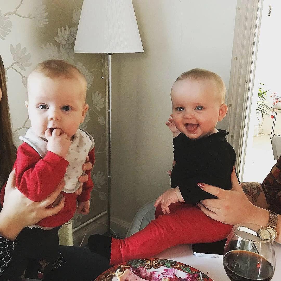 Julfirande hos oss