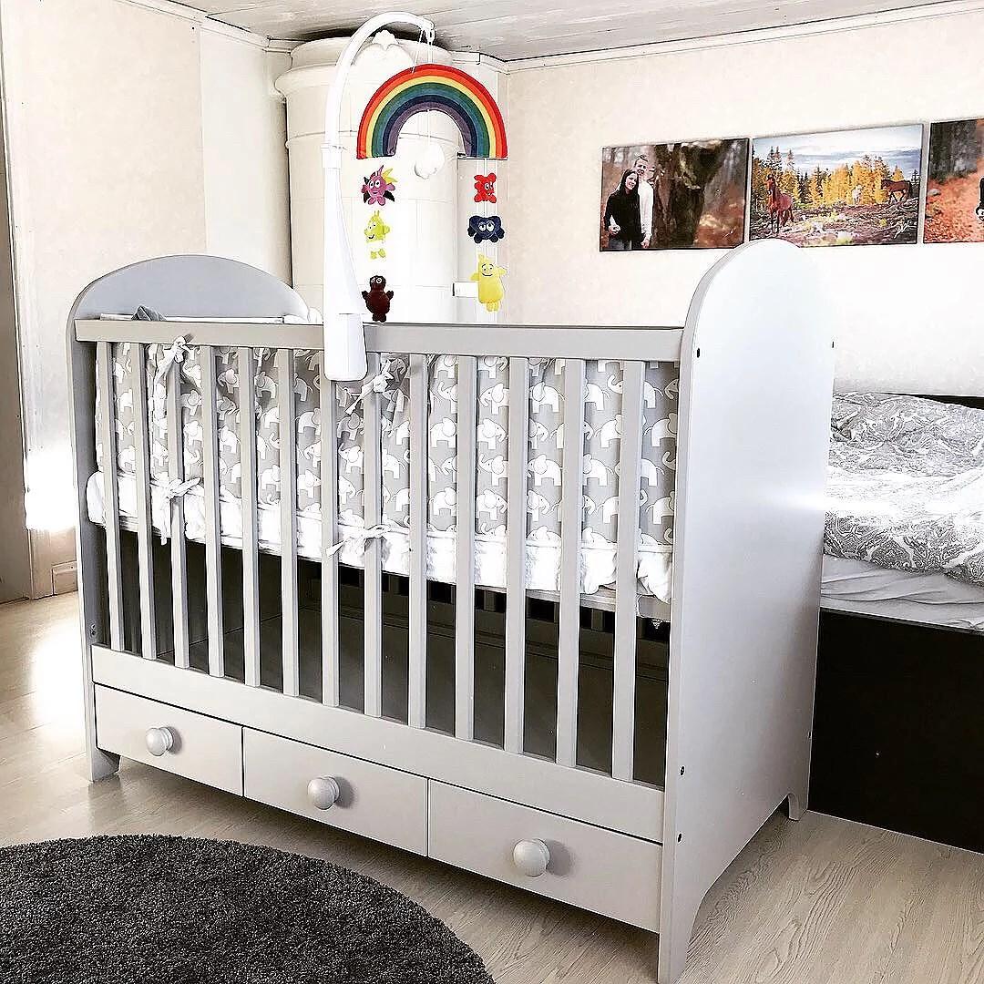 Projekt sova i egen säng
