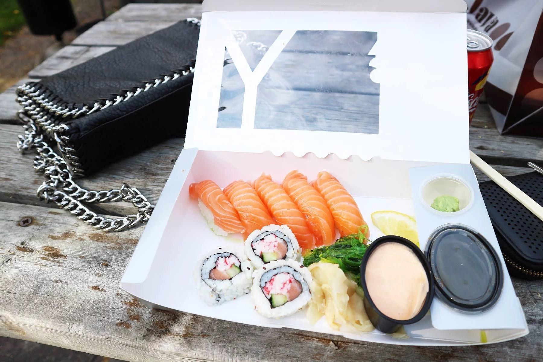 sushi + plans