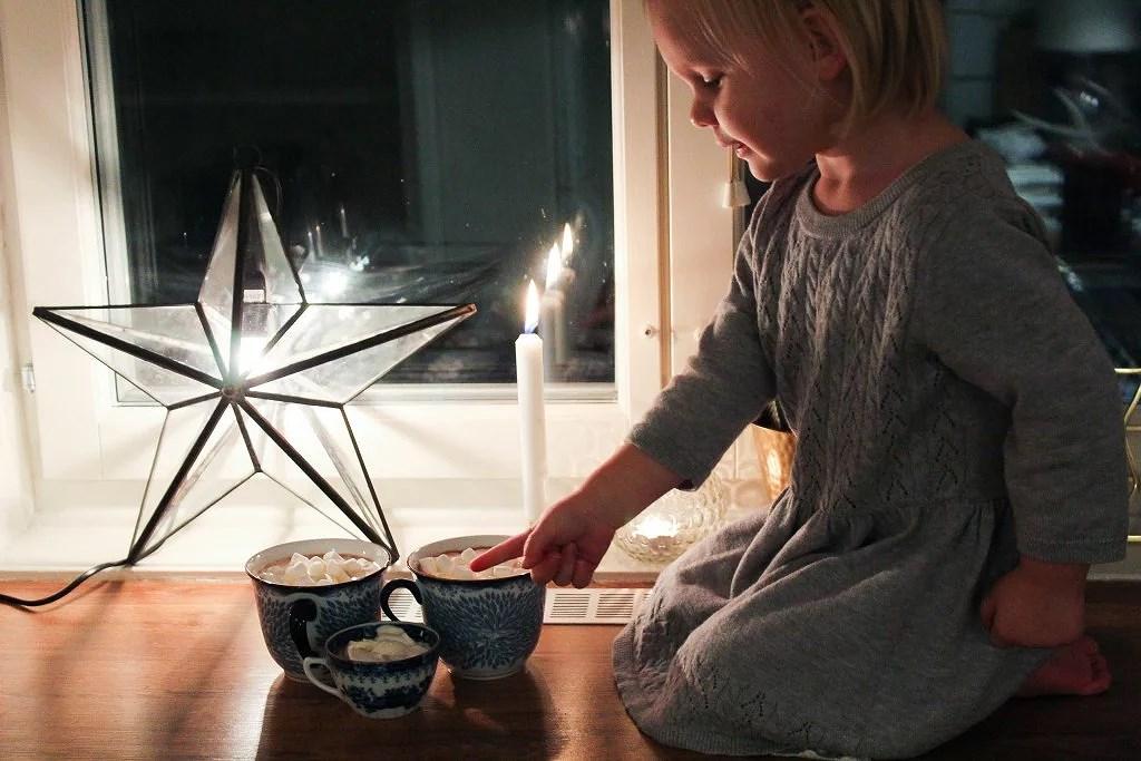 varmchoklad jul felicia sardell