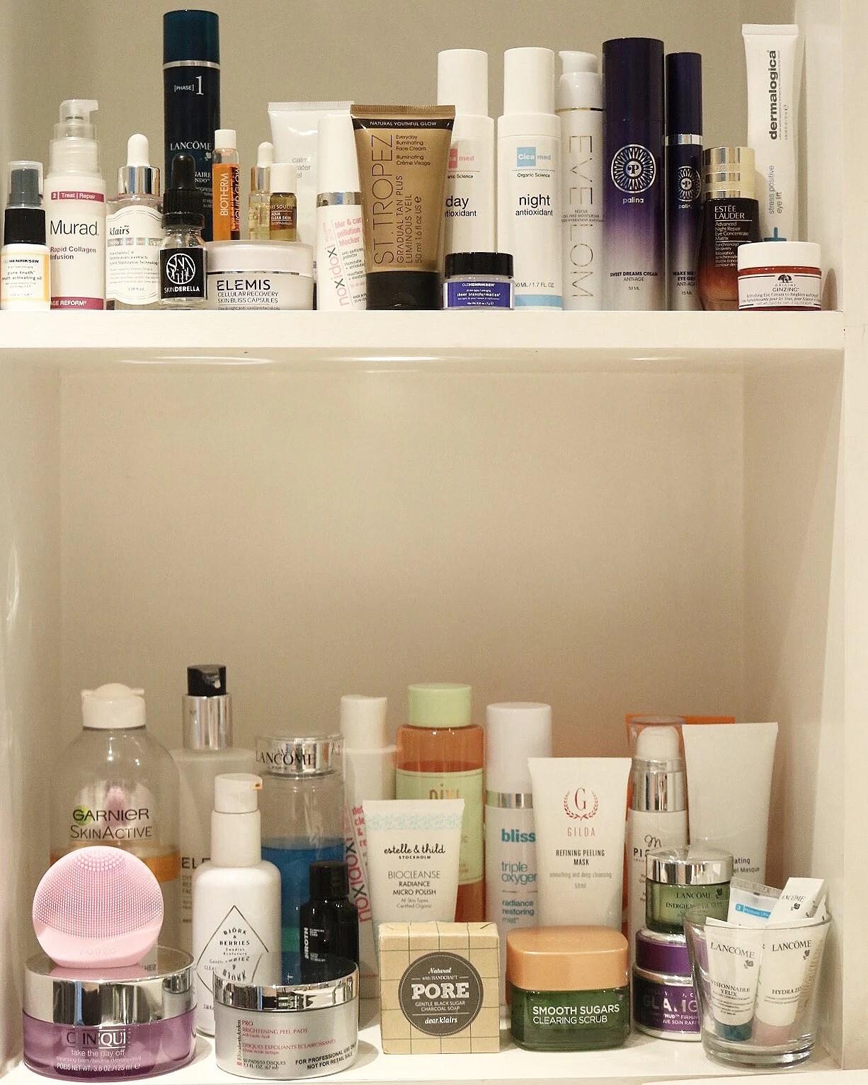 i mitt badrumsskåp