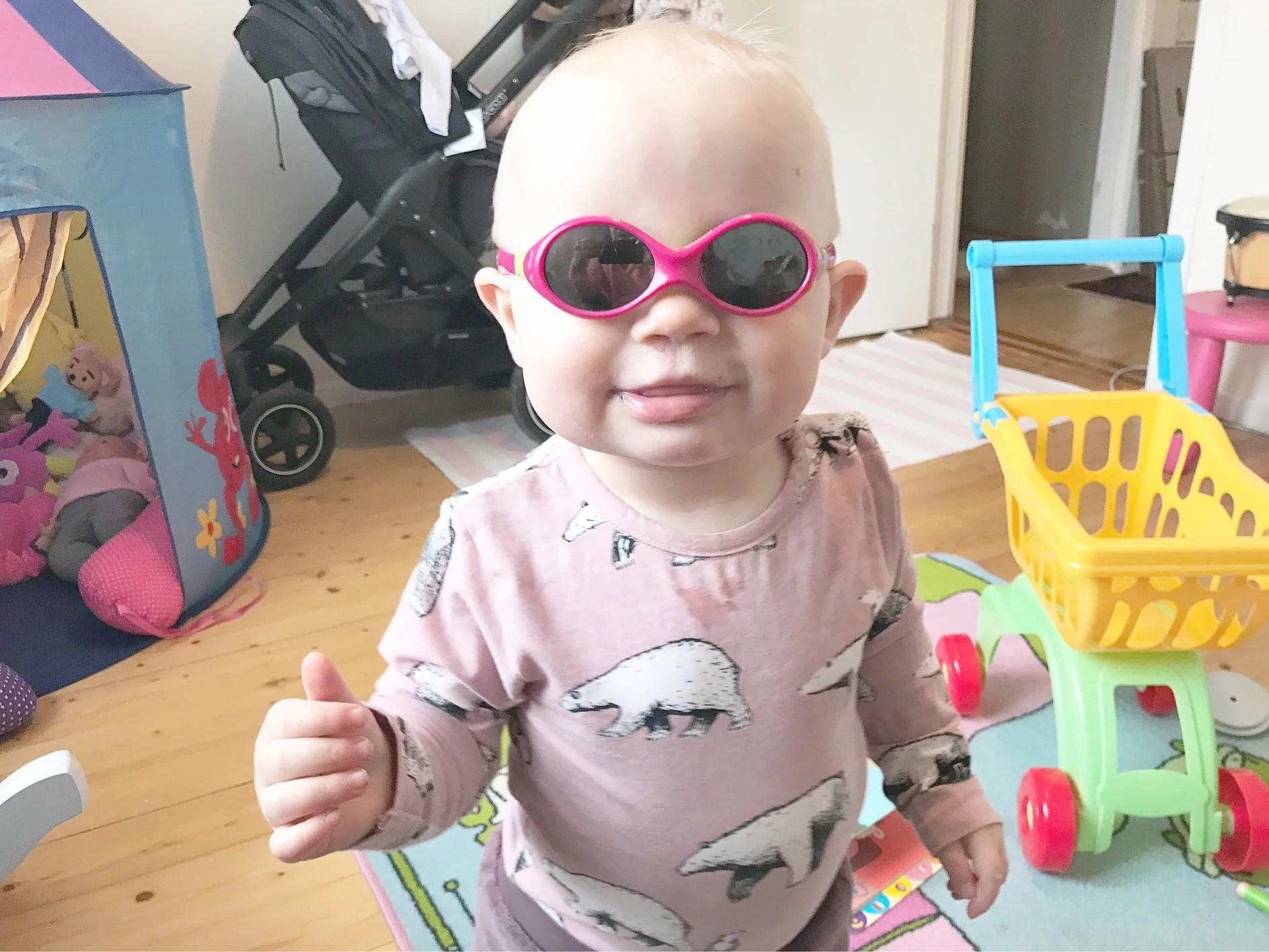Ilskan hos ett barn