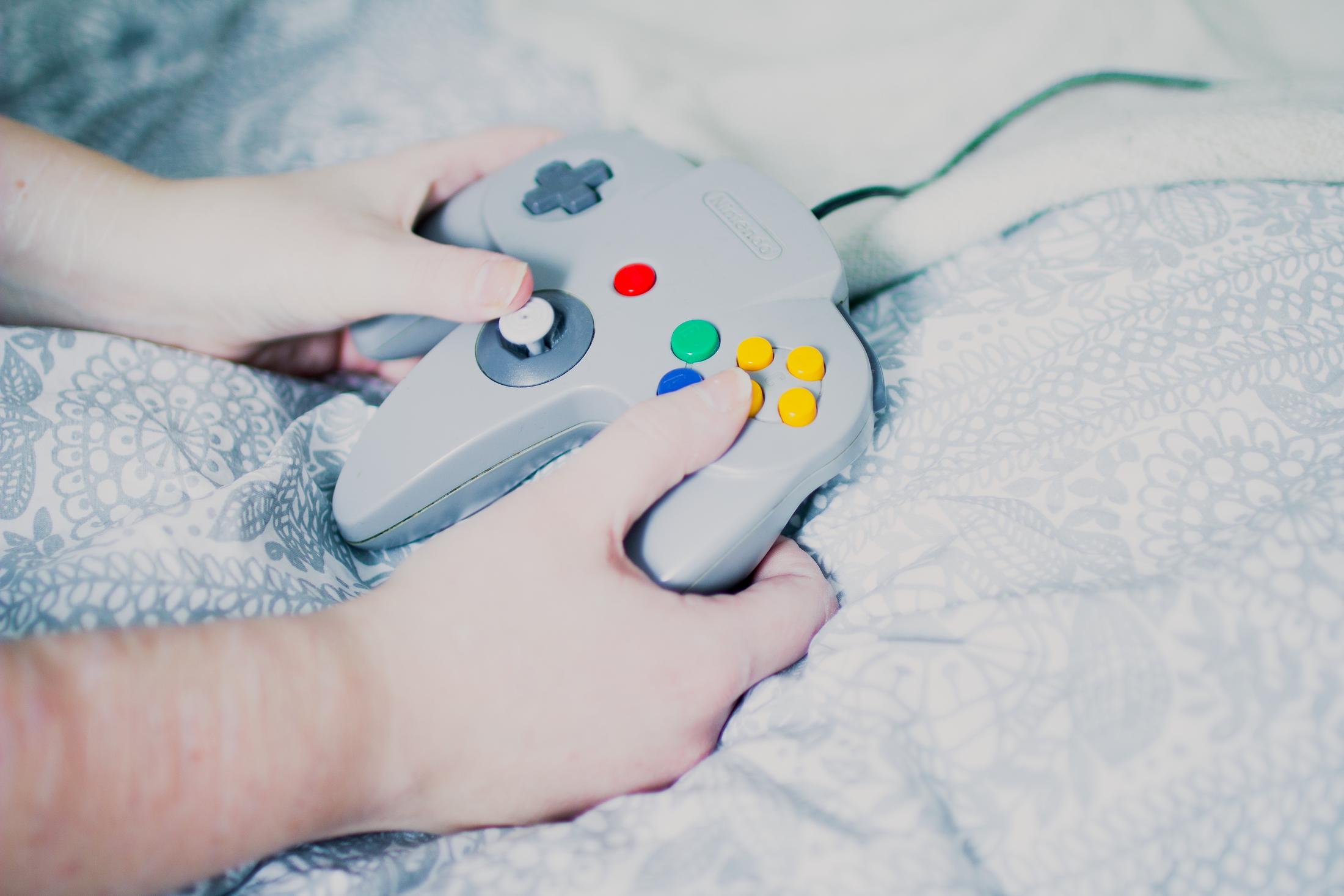 Nintendo 64 // nostalgisk lördag