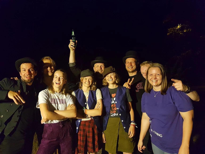 Dobbeljubileum del 2: Konsert nummer 50 på Tjøme!