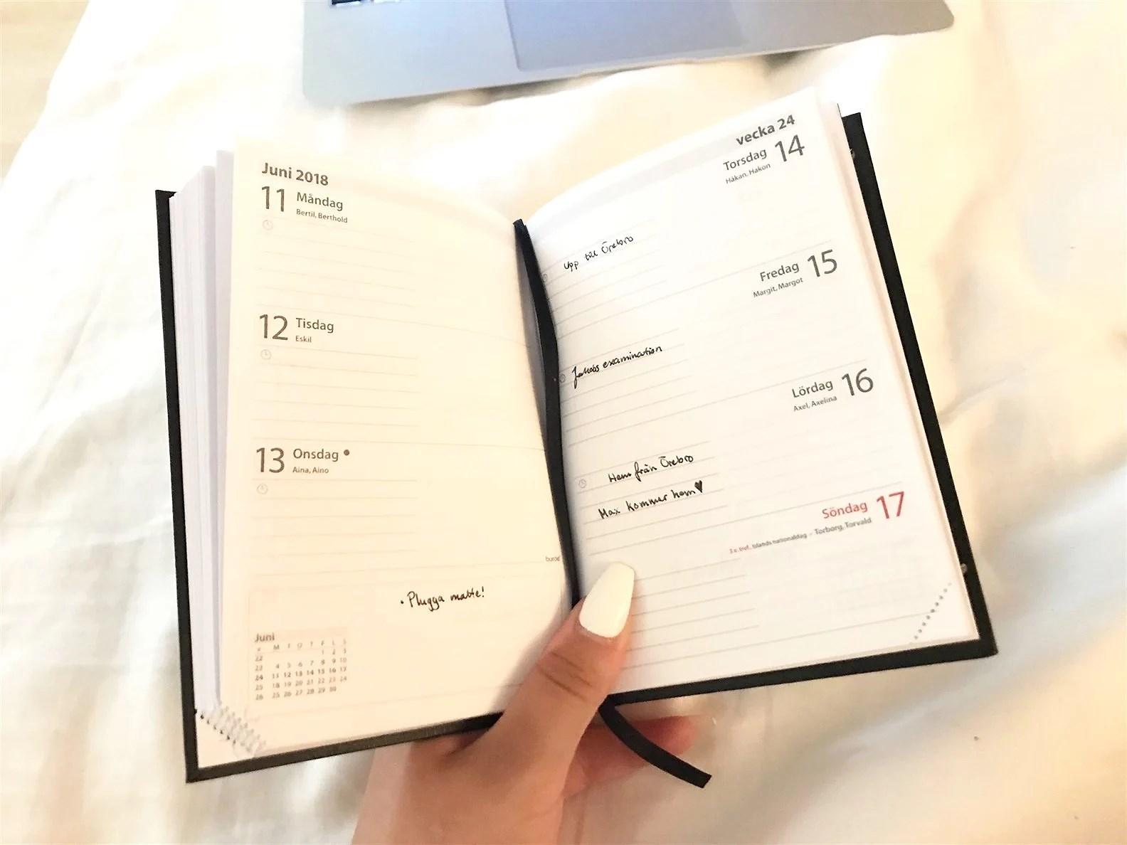 Planera med mig - V. 24