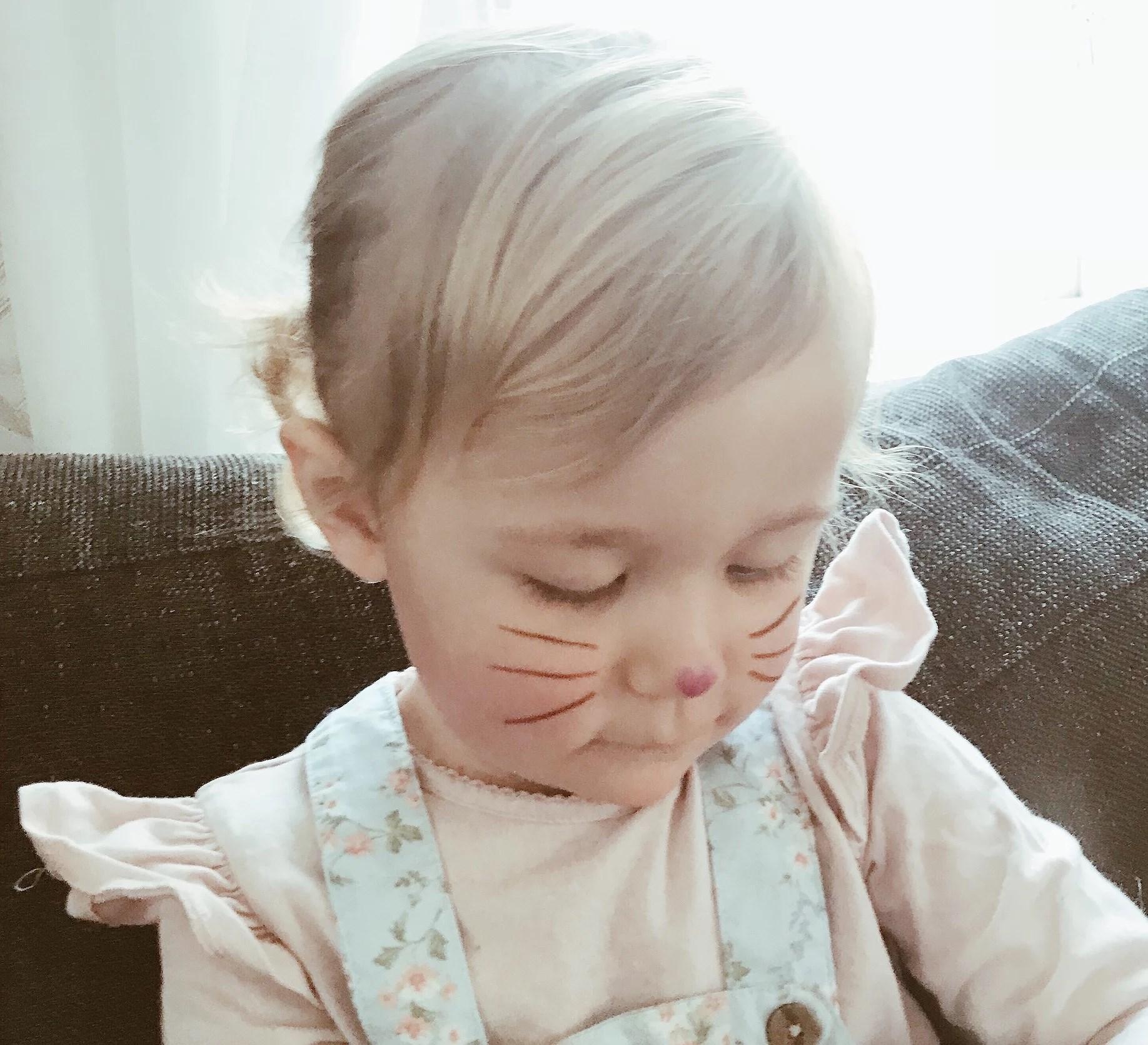 En liten påskhare