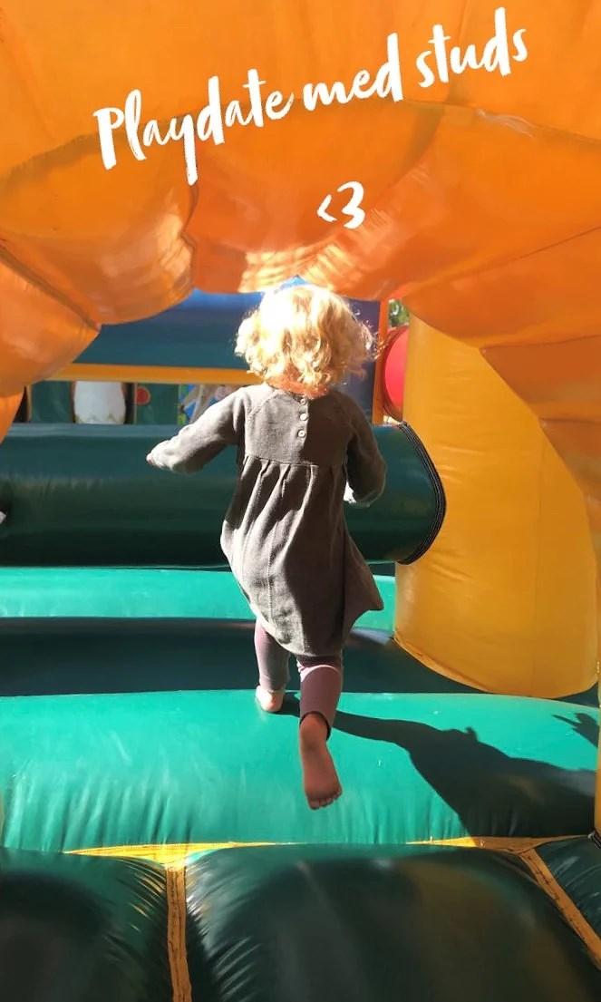 Playdate i lekparken