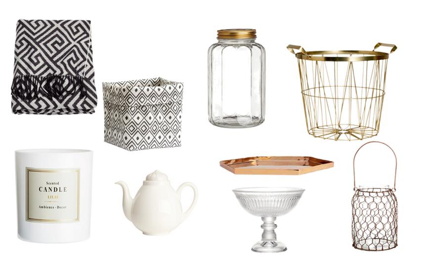 H&M HOME-Höst favoriter 2015