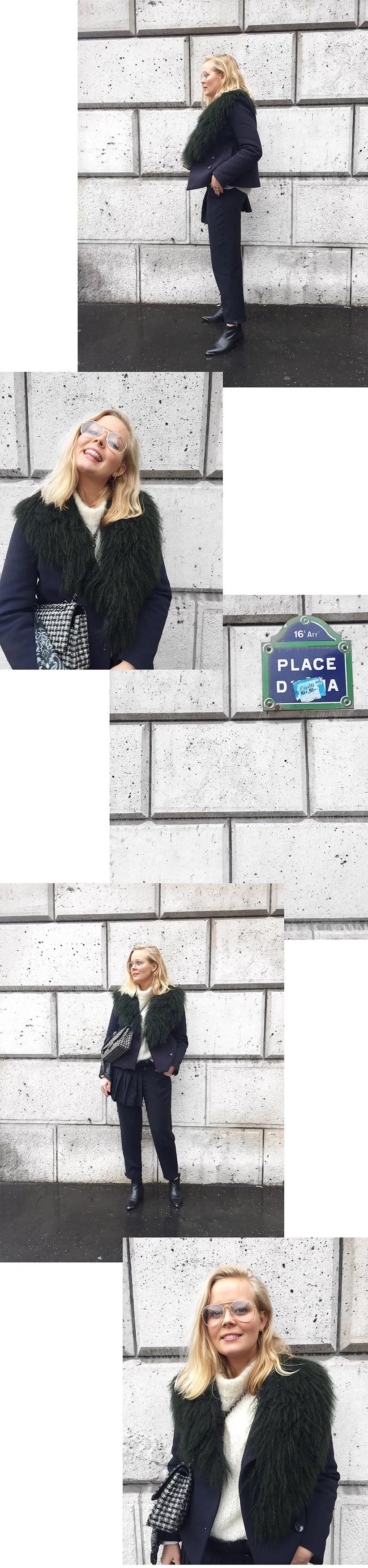 Paris on my birthday
