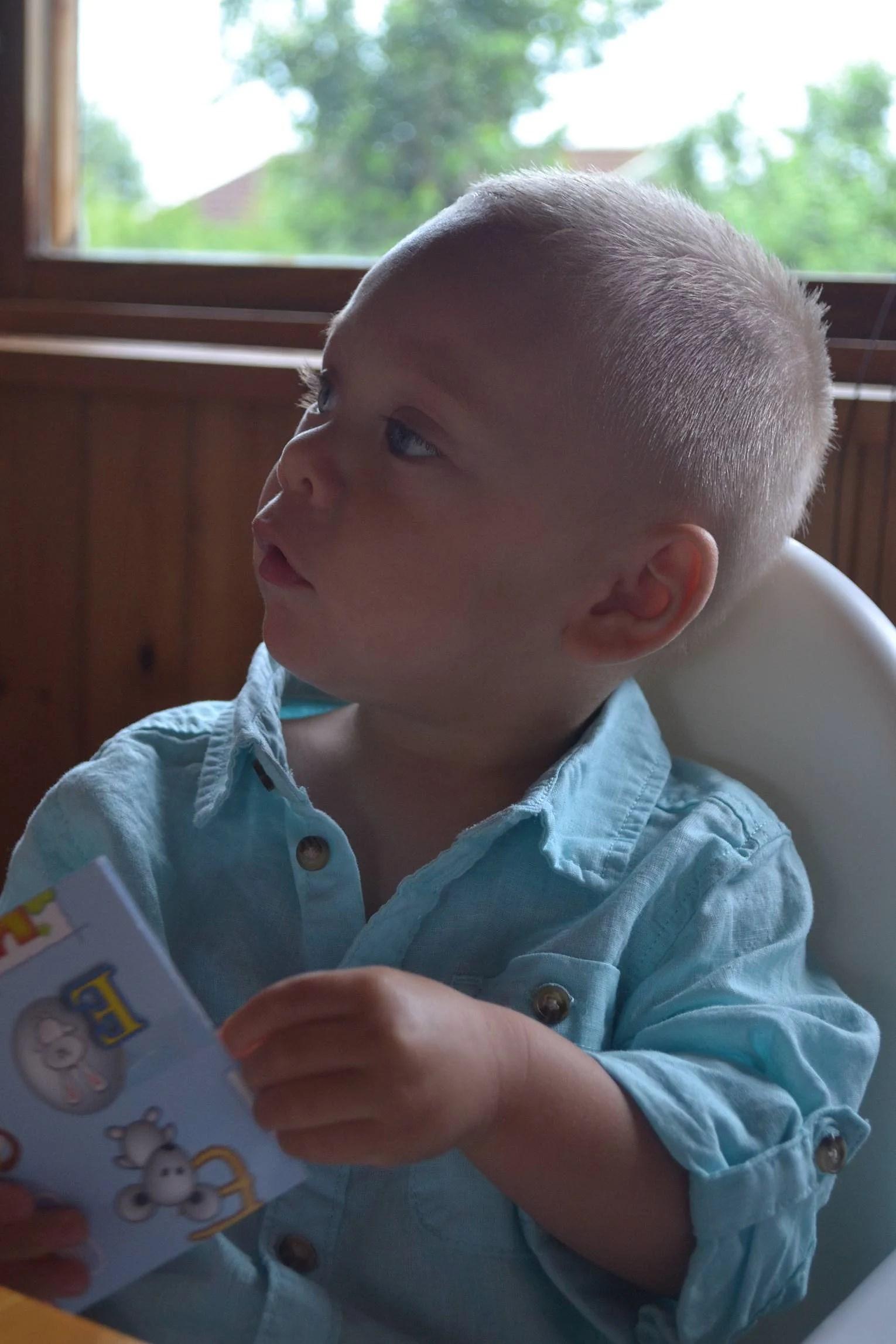 Prinsen 1 år!
