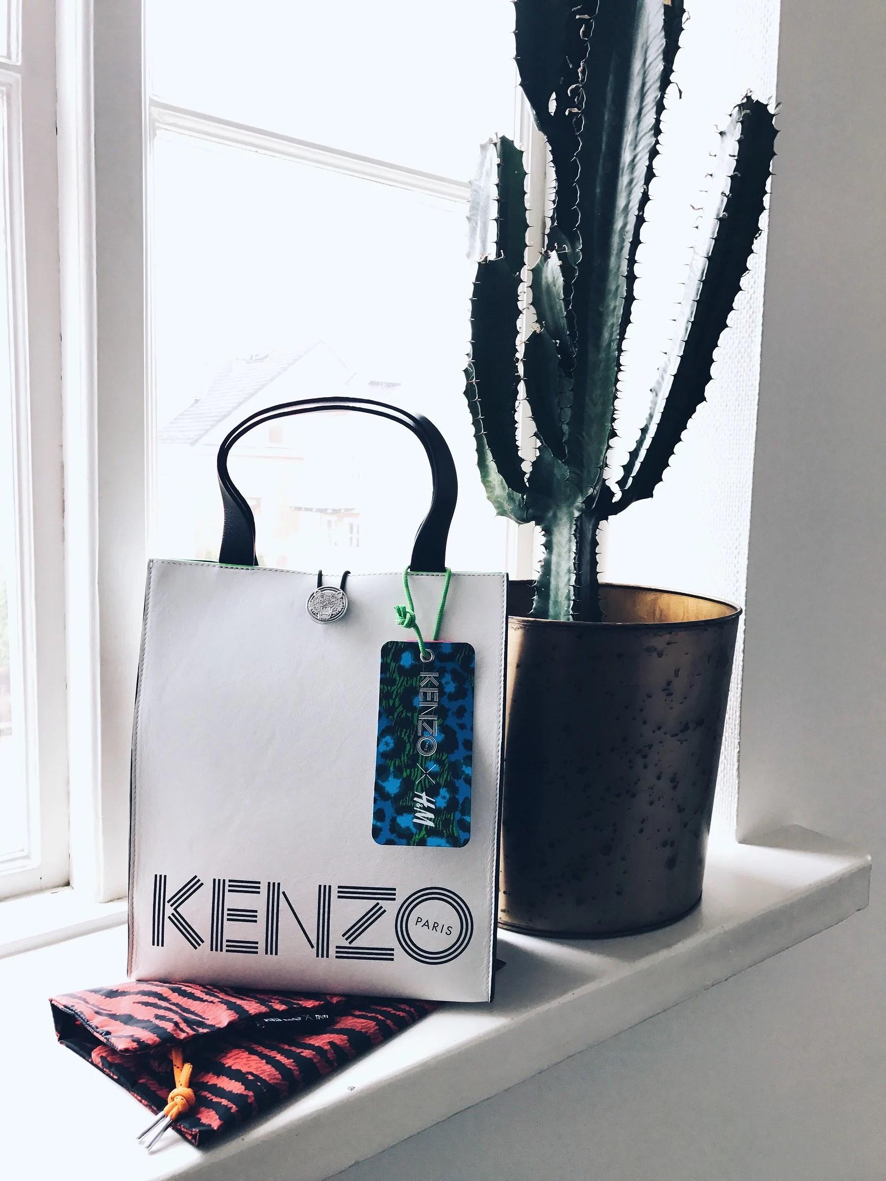 KENZO X H&M BAG