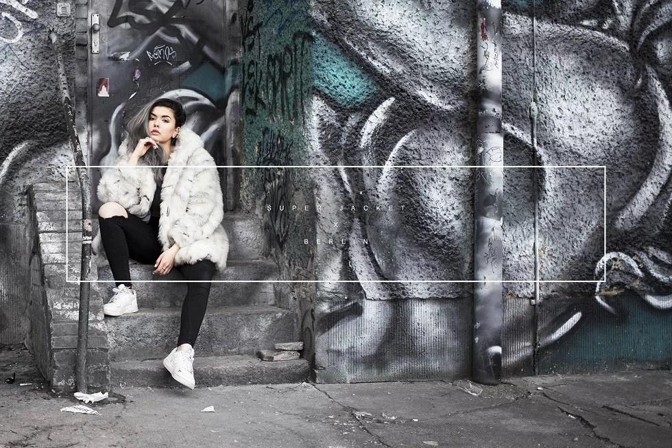 super jacket x berlin -