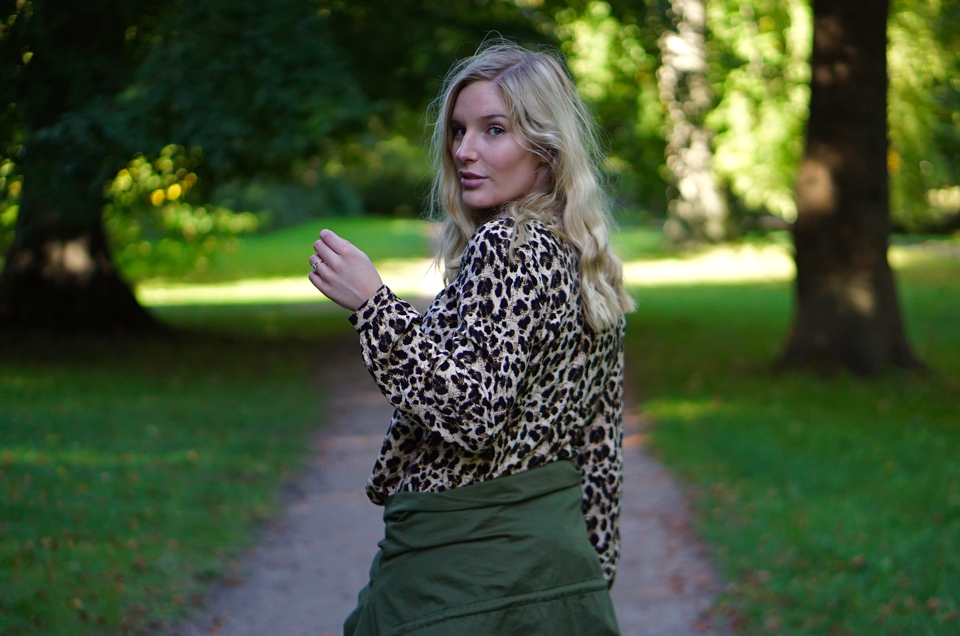 Autumn Calls for Leopard & Khaki