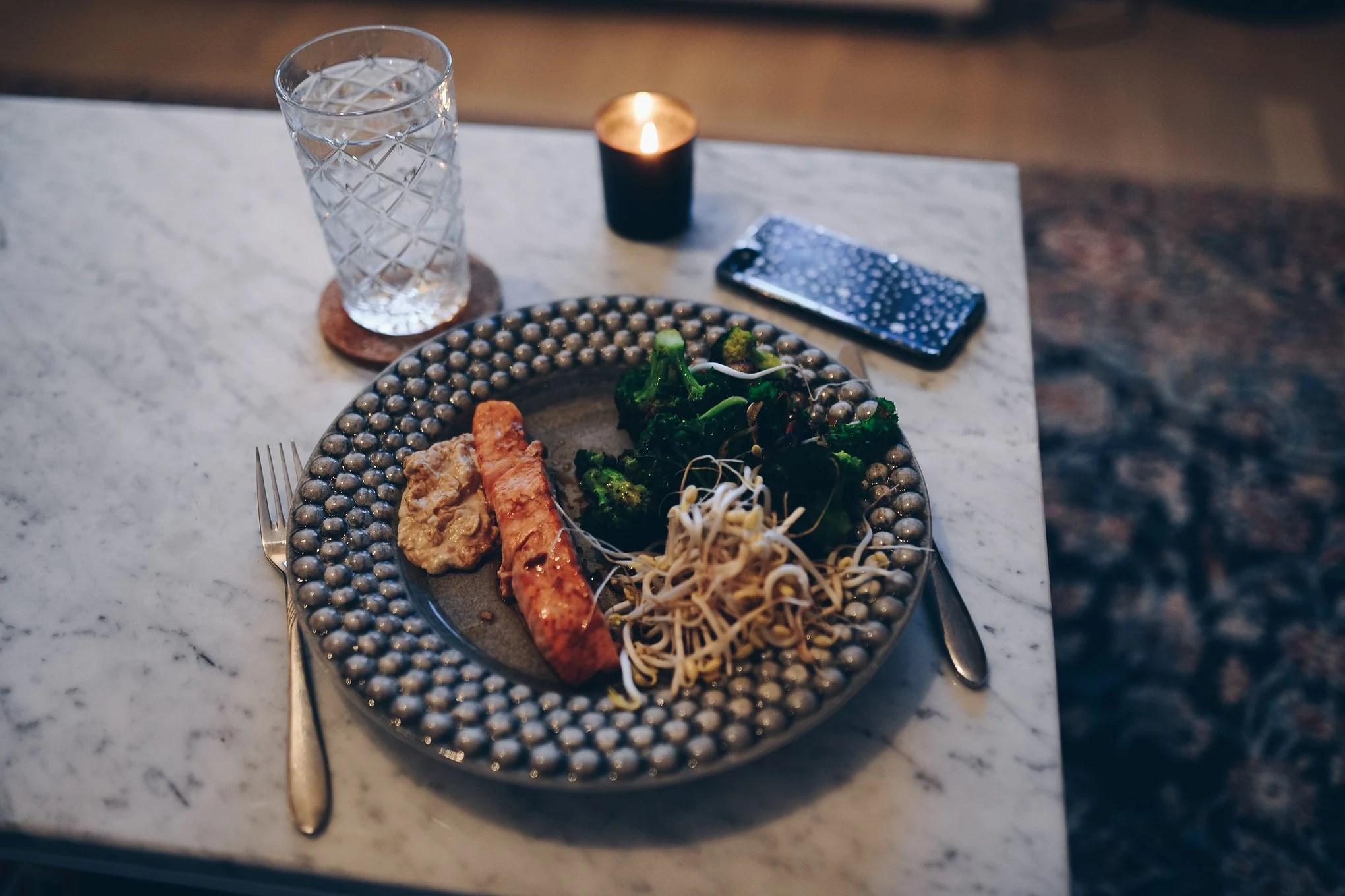 Lugna fredagkvällar & ett superlätt recept