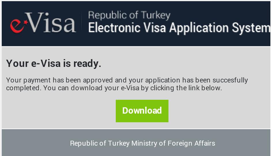 visum til tyrkia
