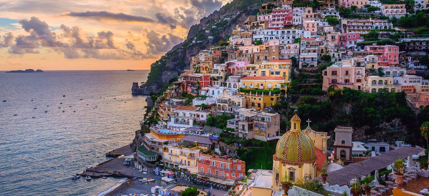 Den Italienska Drömmen