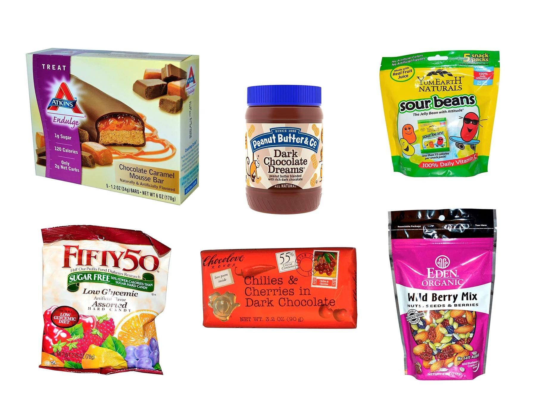 IHERB Food Favourites: Snacks (EN/NO)