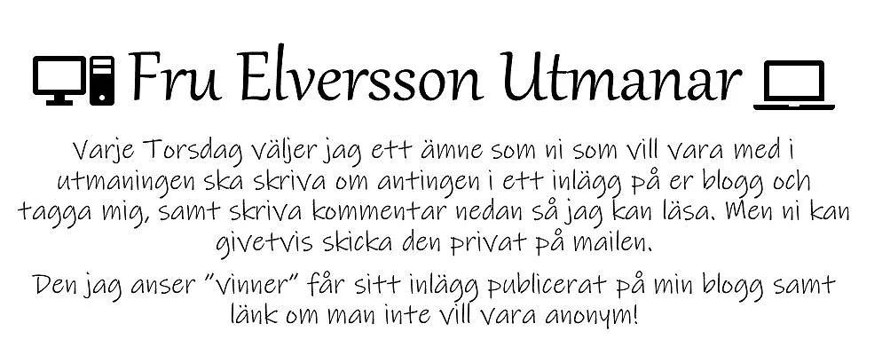Fru Elversson utmanar - Skönhetsingrepp #1