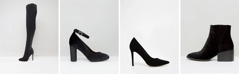 Let's talk shoes
