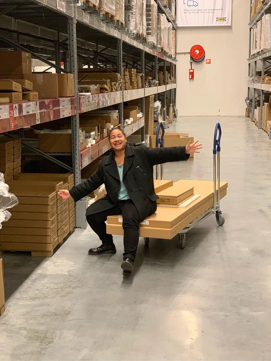 IKEA OCH HITTAR DRÖMMEN!!