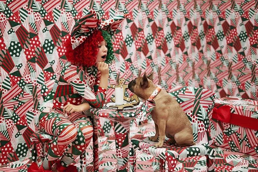 Julemusikk og feiring av 1 års dagen med kjæresten