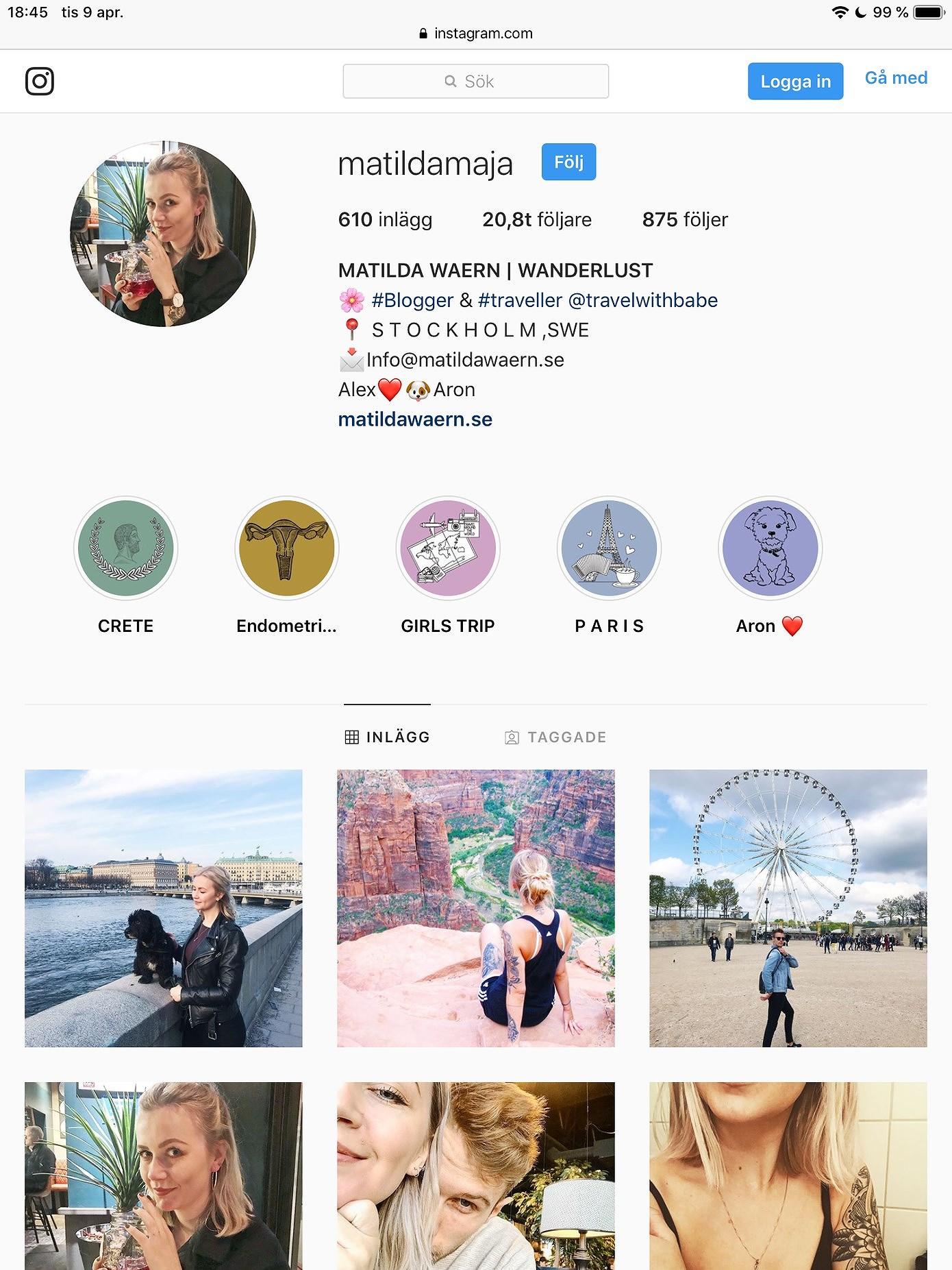 Hur får du fler följare och likes på din instagram? Instagrams nya algoritm!