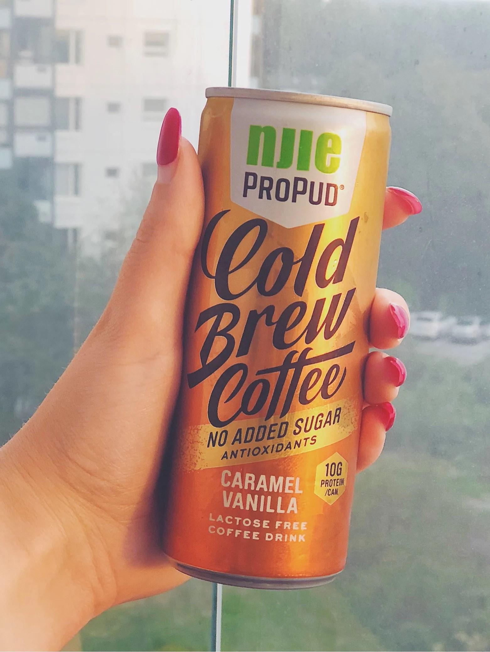 Propud Cold Brew Latte 5/5🌟