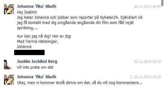 jockiboi flickvän jonna blogg Södertälje