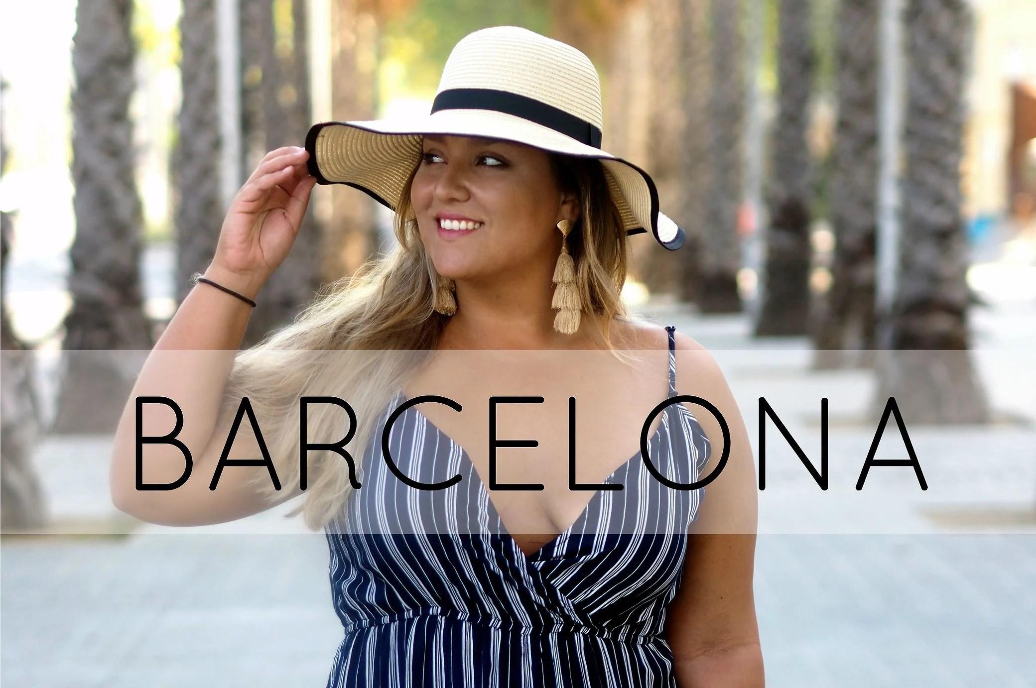 VIDEOBLOGG: BARCELONA