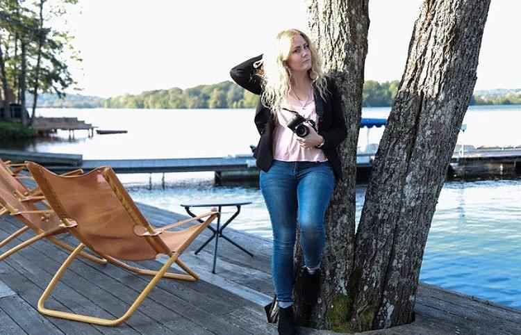 BILDER FRÅN FOTOGRAFERING VID NÄÄSFABRIKER