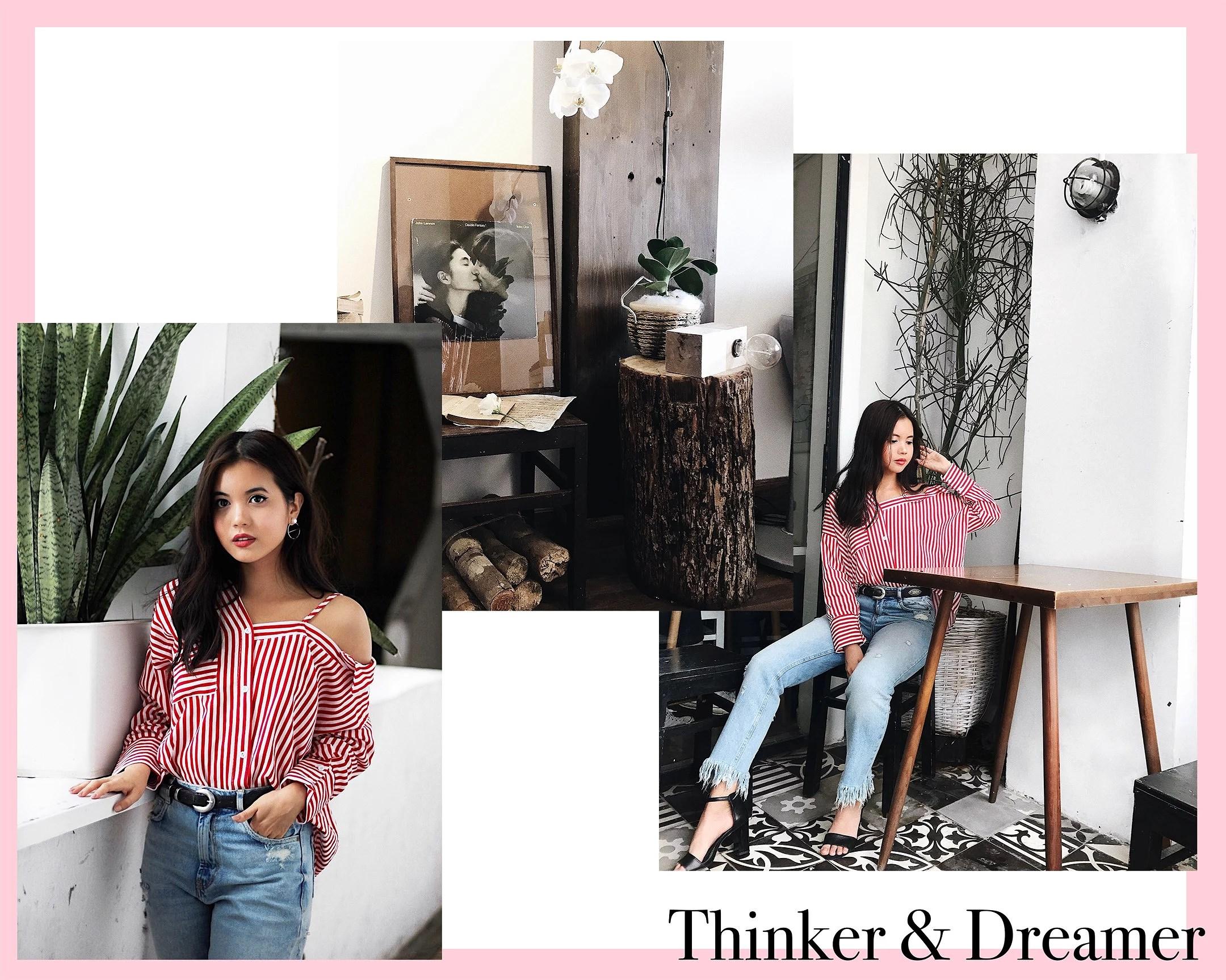 THINKER & DREAMER