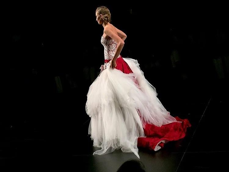 Nueva colección de Jordi Dalmau para la Bridal Week del 2015 en Barcelona