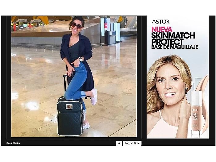 Revista online enfemenino.com. Press