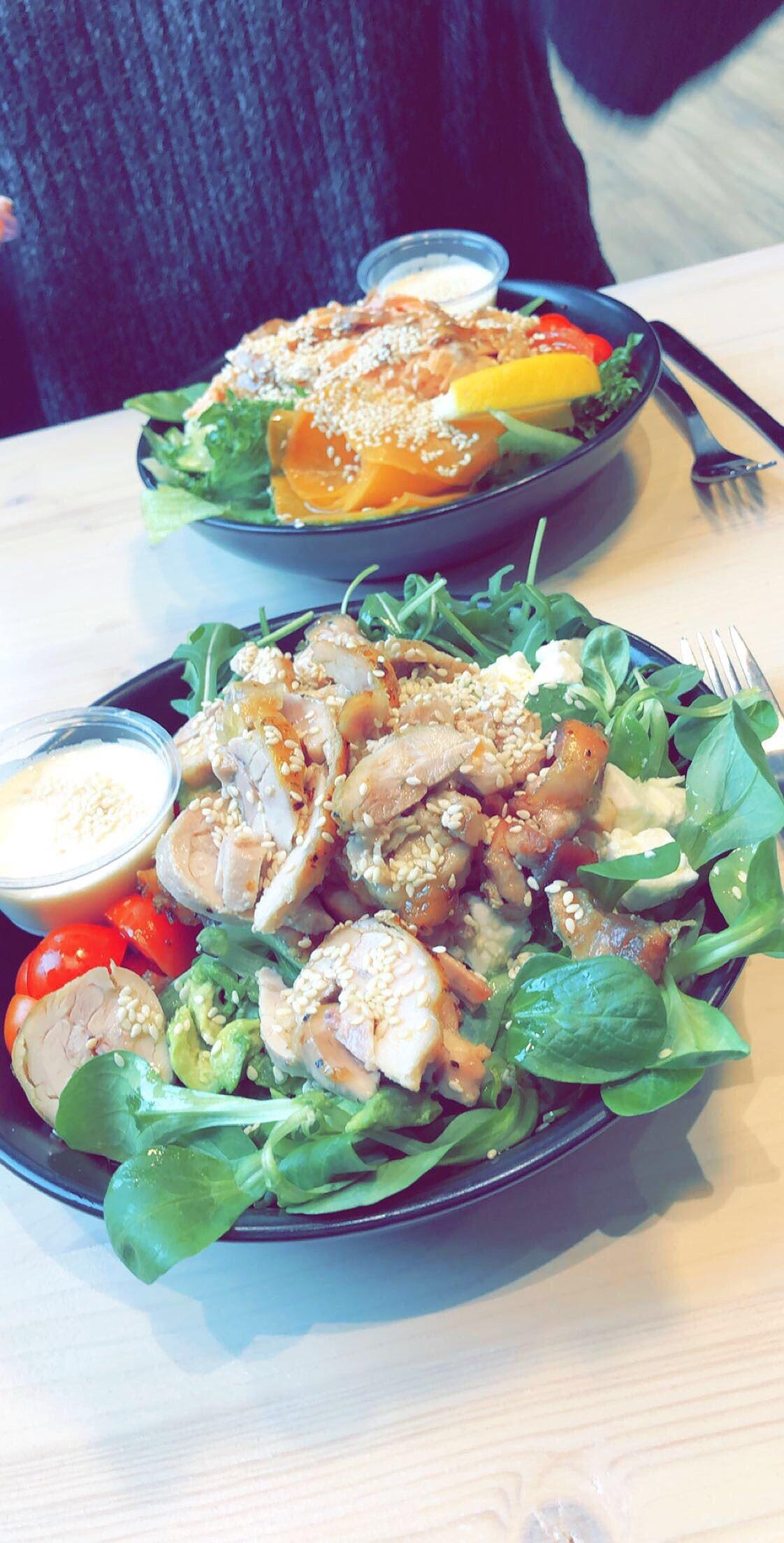 Middag - GrönaLådan