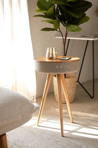 side table speaker, usb speaker furniture