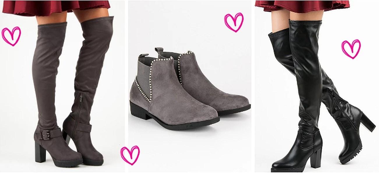 Buty które pokocha każda z was! JESIEŃ!