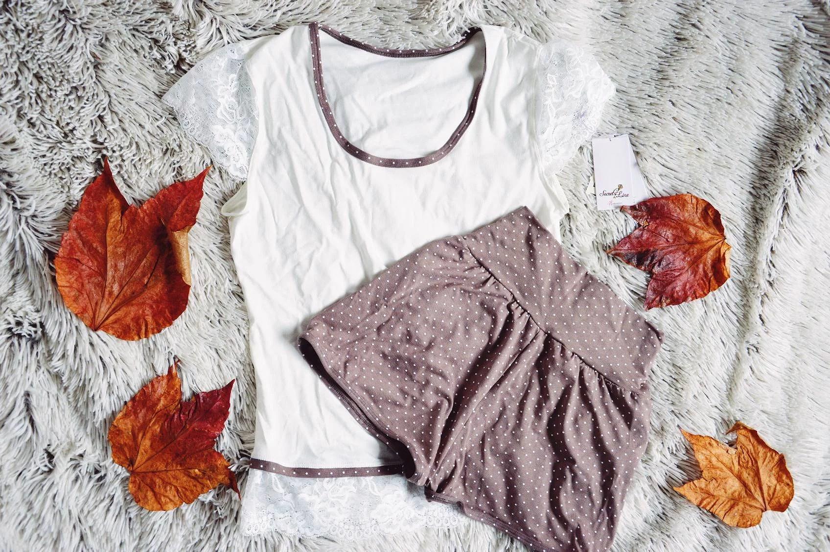 prezent, zakupy, magiclovv, piżamy