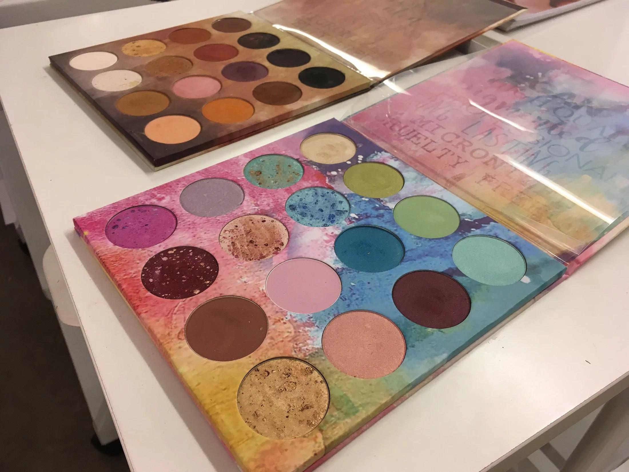 Skolans nya paletter