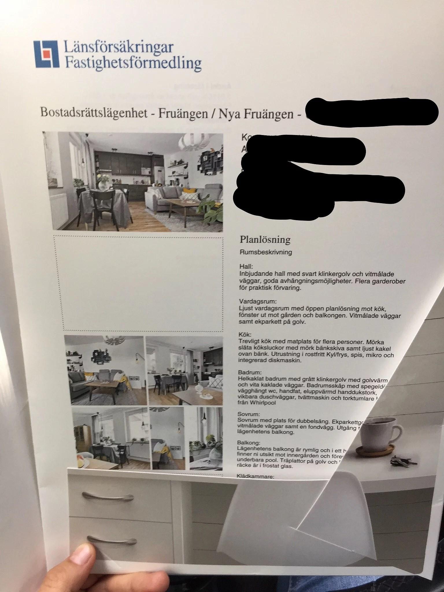 Vi har köpt lägenhet!!!!