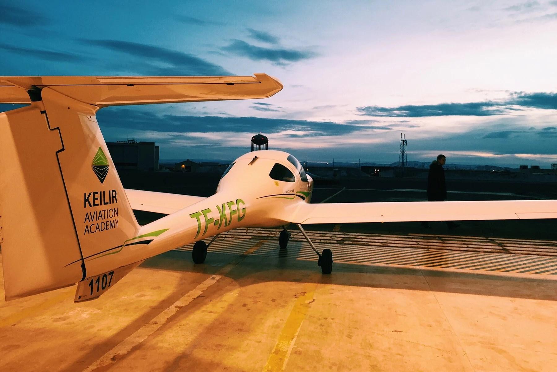 FIRST FLIGHT AND FIRST LANDING!