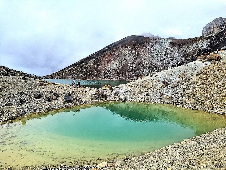 Rejsedagbog #4 Lake Taupo og Tongariro National Park