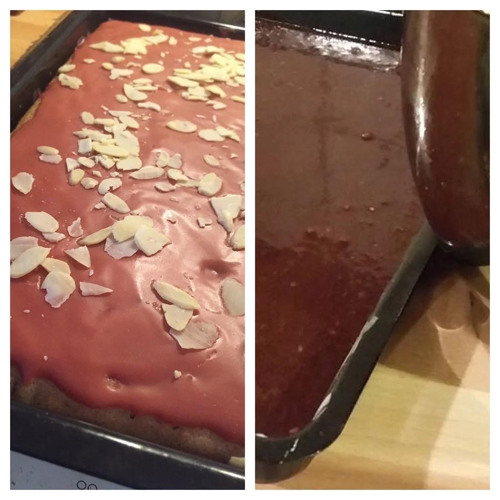Feire med kake?