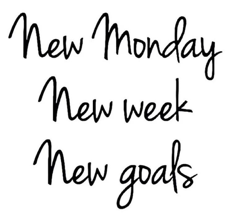 It's Monday 🎉