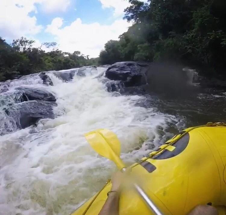 Rafting BRAZIL  - video