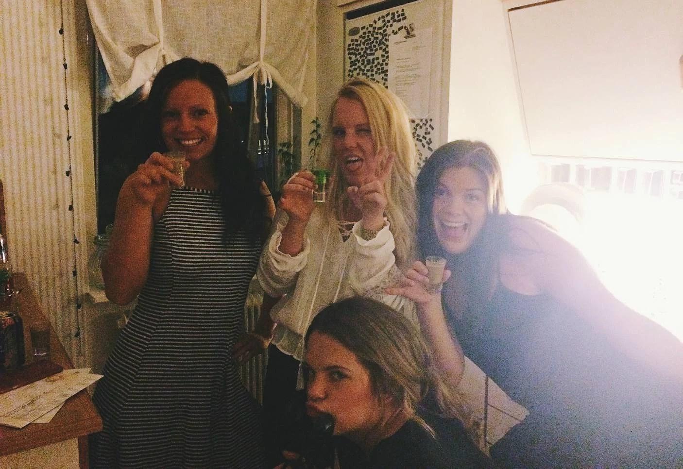 50ÅRS FIRANDE & TJEJPARTY