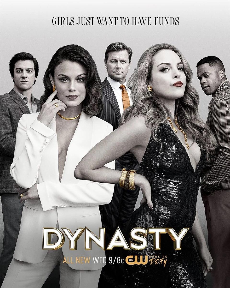 Dynasty, Gotham & Chicago Fire