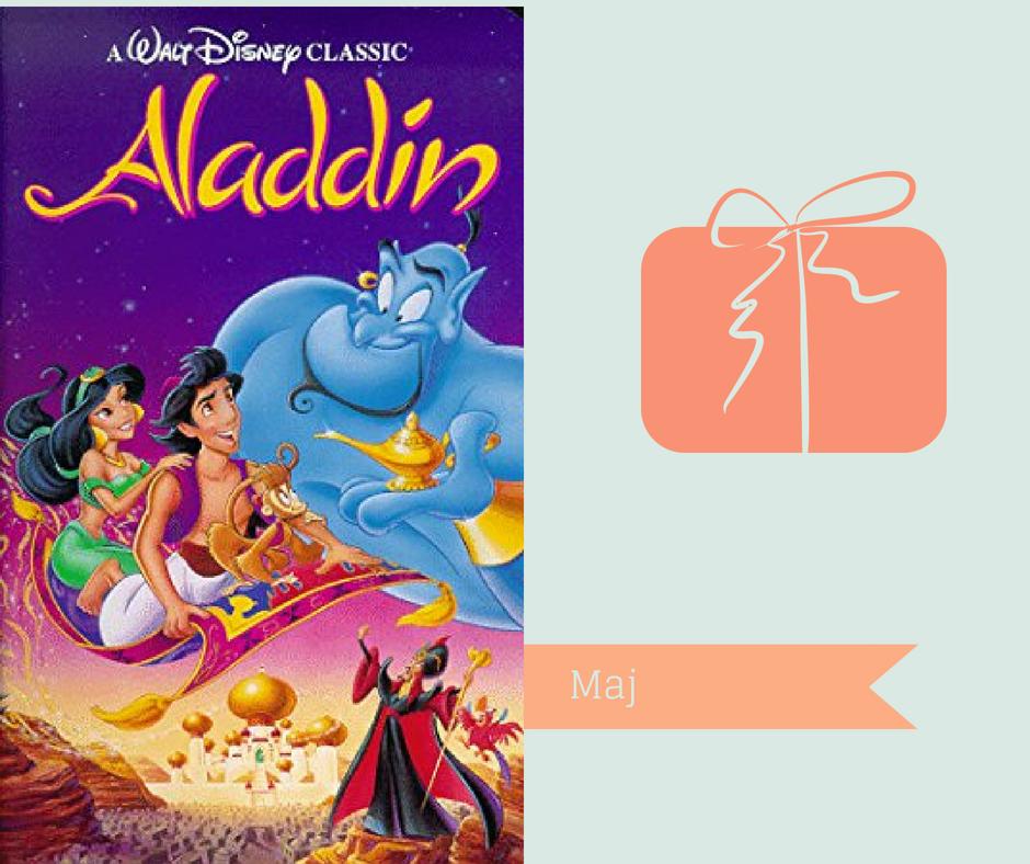 Disneyfilmer jag vill se igen - Aladdin